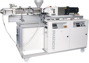 Brabender makes some of the best extruders on the market.