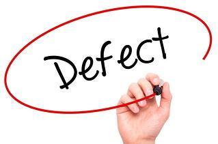 Burn Mark Injection Molding Defects